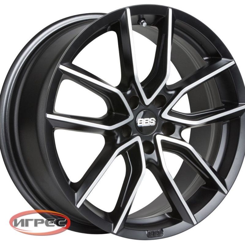Купить диск BBS XA Black Diamond Cut