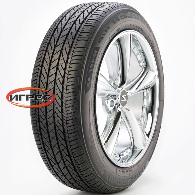 Купить шину Bridgestone Dueler H/P Sport AS