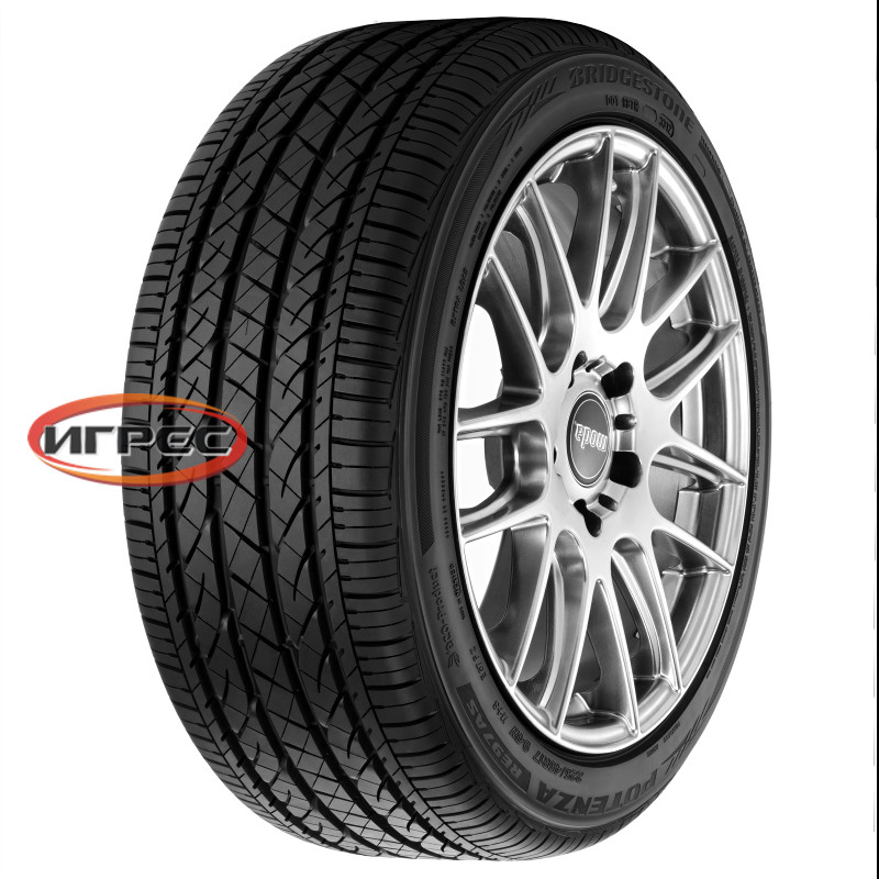 Купить шину Bridgestone Potenza RE97 AS