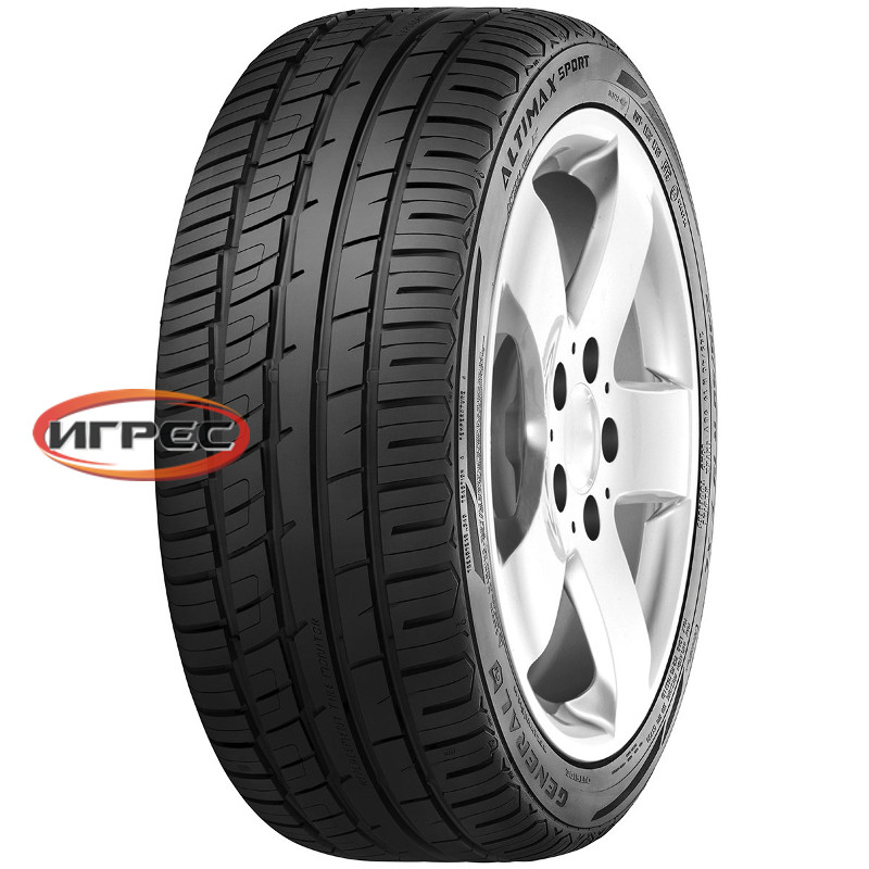 Купить шину General Tire Altimax Sport