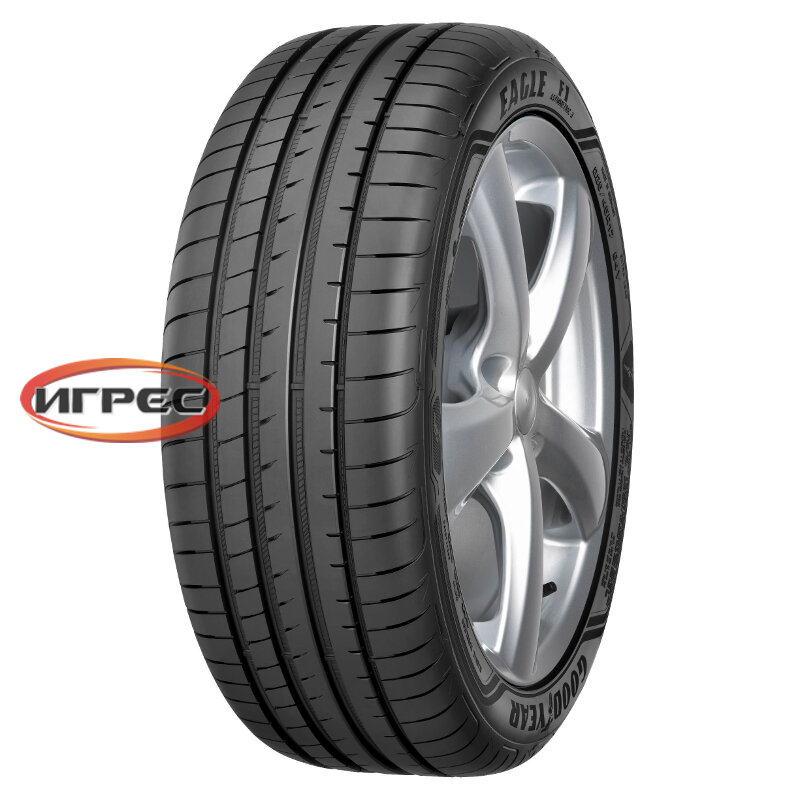 Купить шину Goodyear Eagle F1 Asymmetric 3 SUV