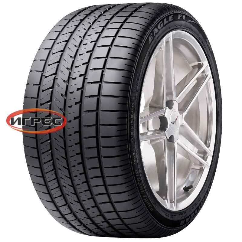 Купить шину Goodyear Eagle F1 Supercar