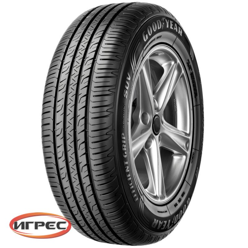 Купить шину Goodyear EfficientGrip Performance SUV