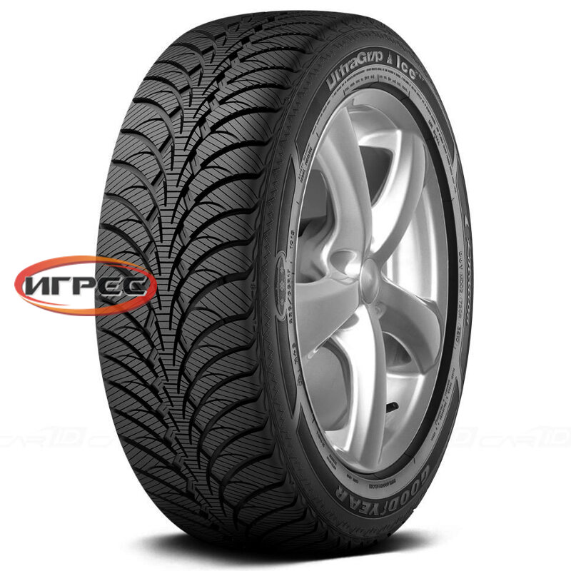 Купить шину Goodyear UltraGrip Ice WRT