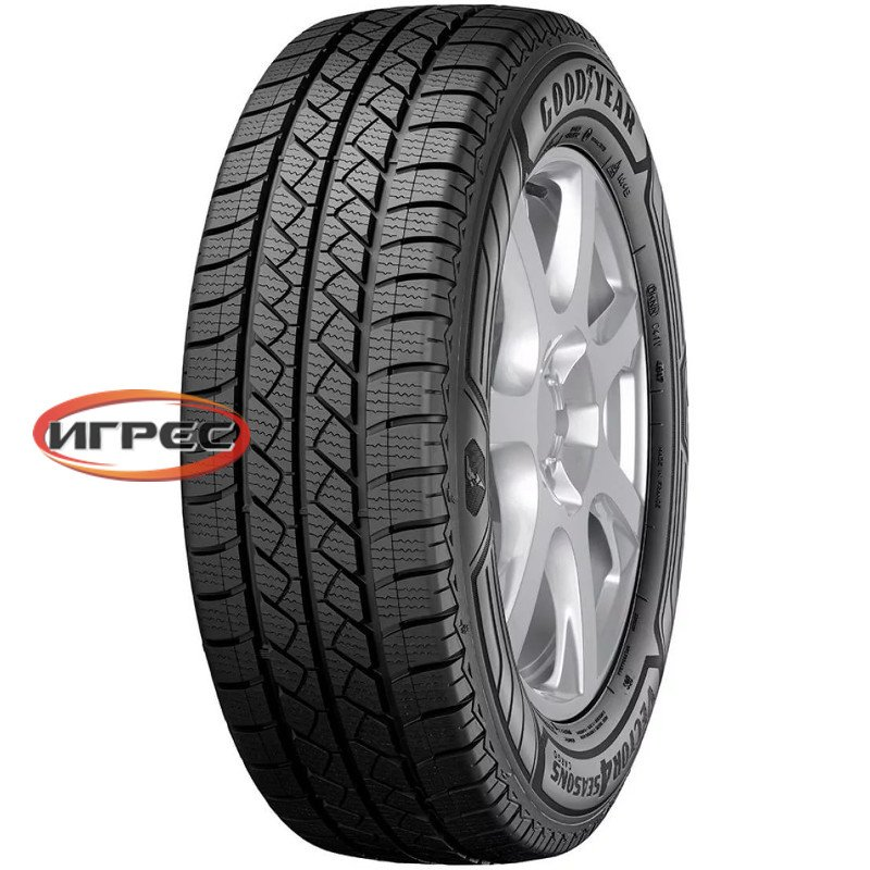 Купить шину Goodyear Vector 4Seasons Cargo