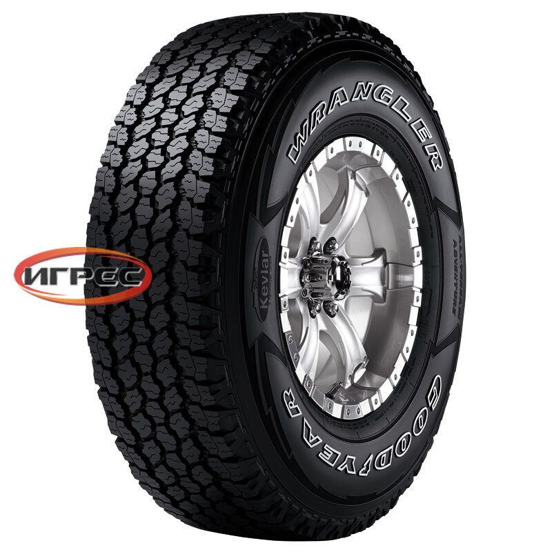 Купить шину Goodyear Wrangler All-Terrain Adventure With Kevlar