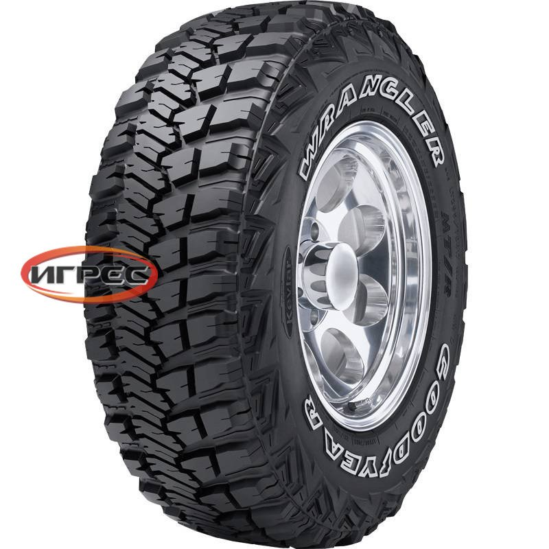 Купить шину Goodyear Wrangler MT/R With Kevlar
