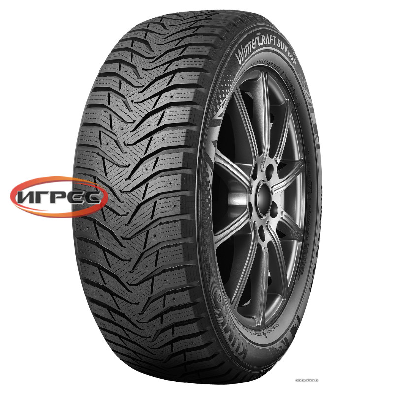 Купить шину Kumho WinterCraft SUV Ice WS31