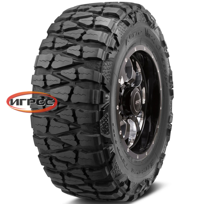 Купить шину Nitto Mud Grappler Extreme Terrain