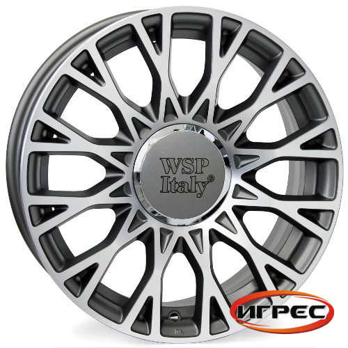 Купить диск WSP Italy Grace W162 Anthracite Polished