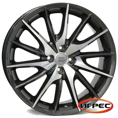Купить диск WSP Italy FiRe MiTo W254 Anthracite Polished
