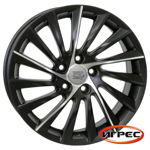 Купить диск WSP Italy Giulietta W256 Dull Black Full Polished